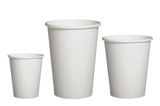 Blank Paper Cups