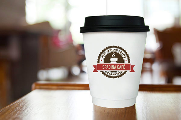 Custom Printed Double-Walled Paper Cup