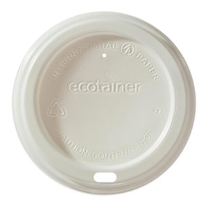 Eco dome lid